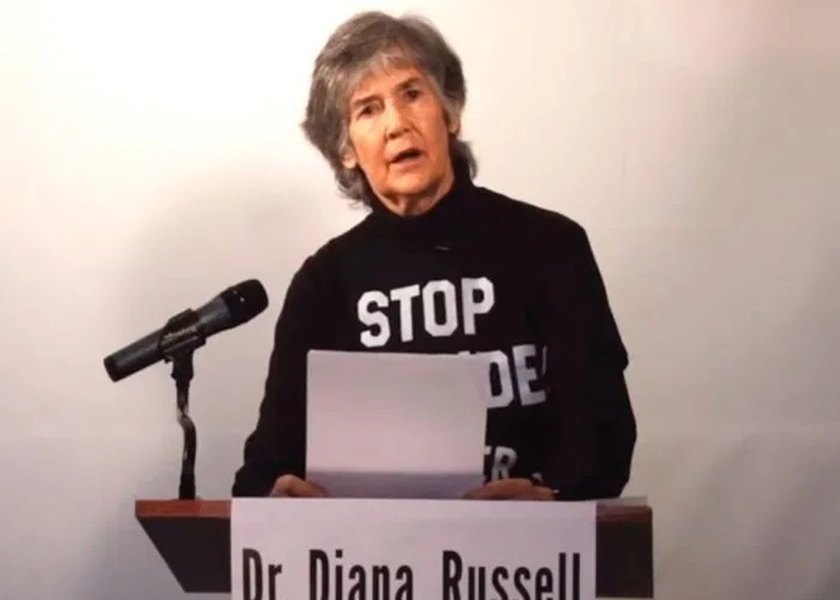diana russell