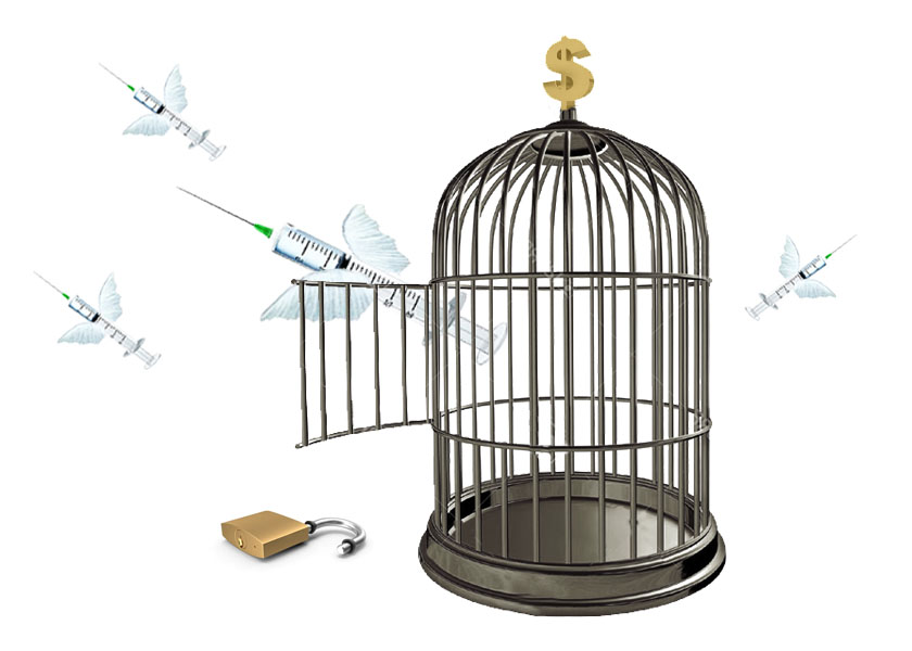 liberen las patentes - nota