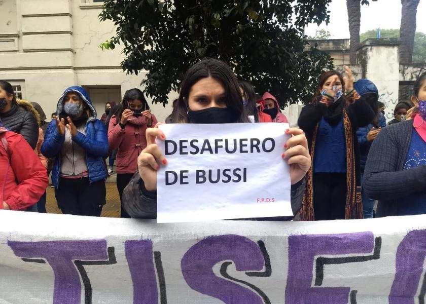 Tucumán: la causa contra Ricardo Bussi por abuso sexual no avanza