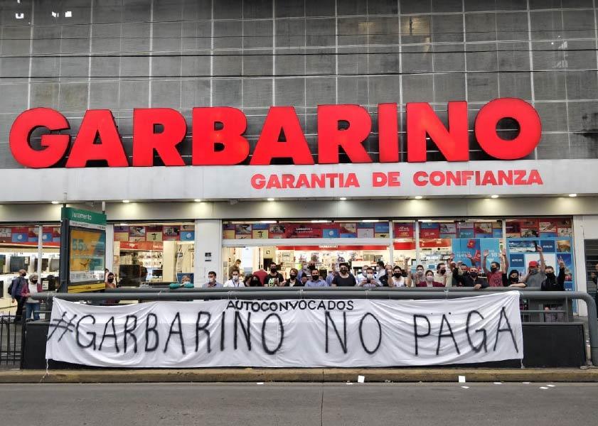 Hot sale: Garbarino cerró 40 sucursales y suspendió a 1.300 trabajadores