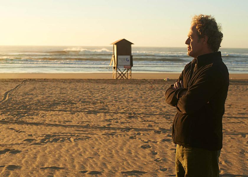 Juan Forn: El mar, modo de uso