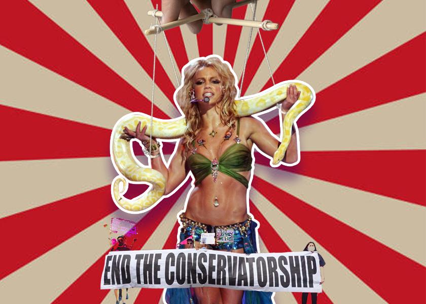 Britney Spears: una esclava para ustedes