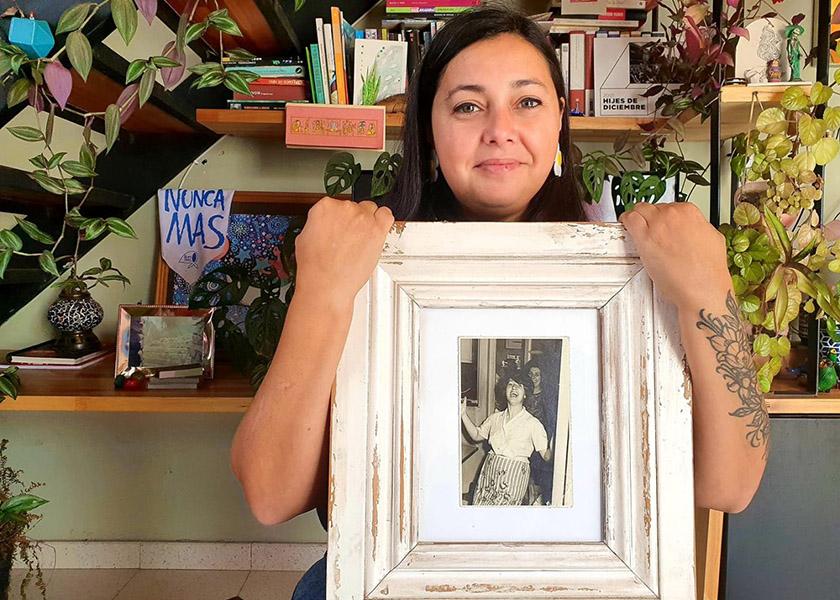 La hija de un represor logró cambiar su apellido por el de su abuela materna