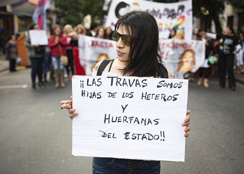 trans y travestis